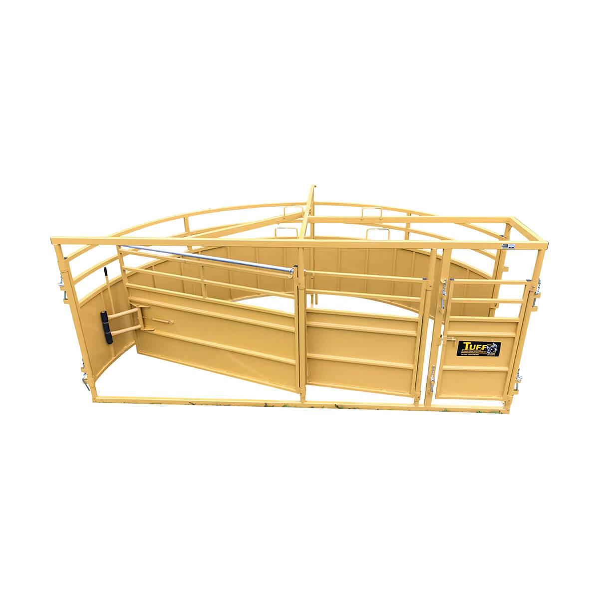 Reverse Folding Tub - 8-ft