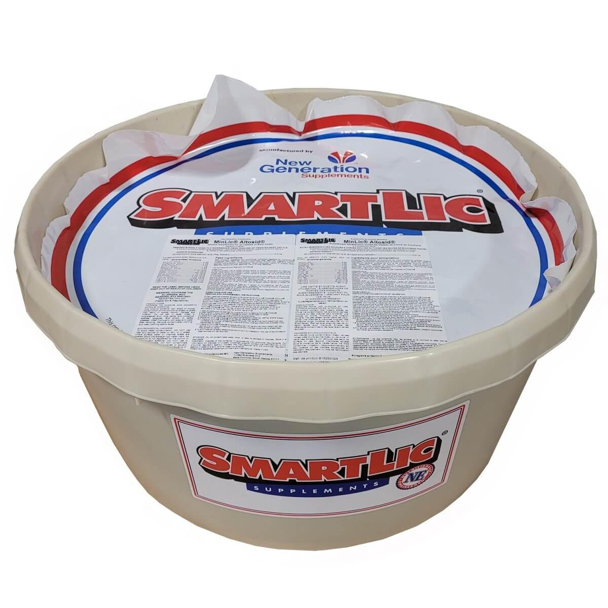 SmartLic MinLic Altosid Mineral Tub - 56 kg