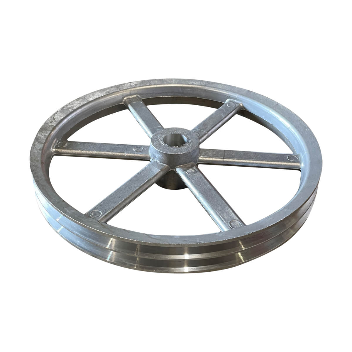 Double B Pulley - 15 X 1.25