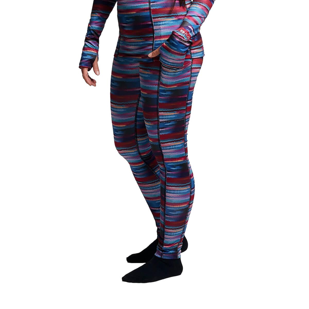 Women's Base Layer Pant - Jazzy