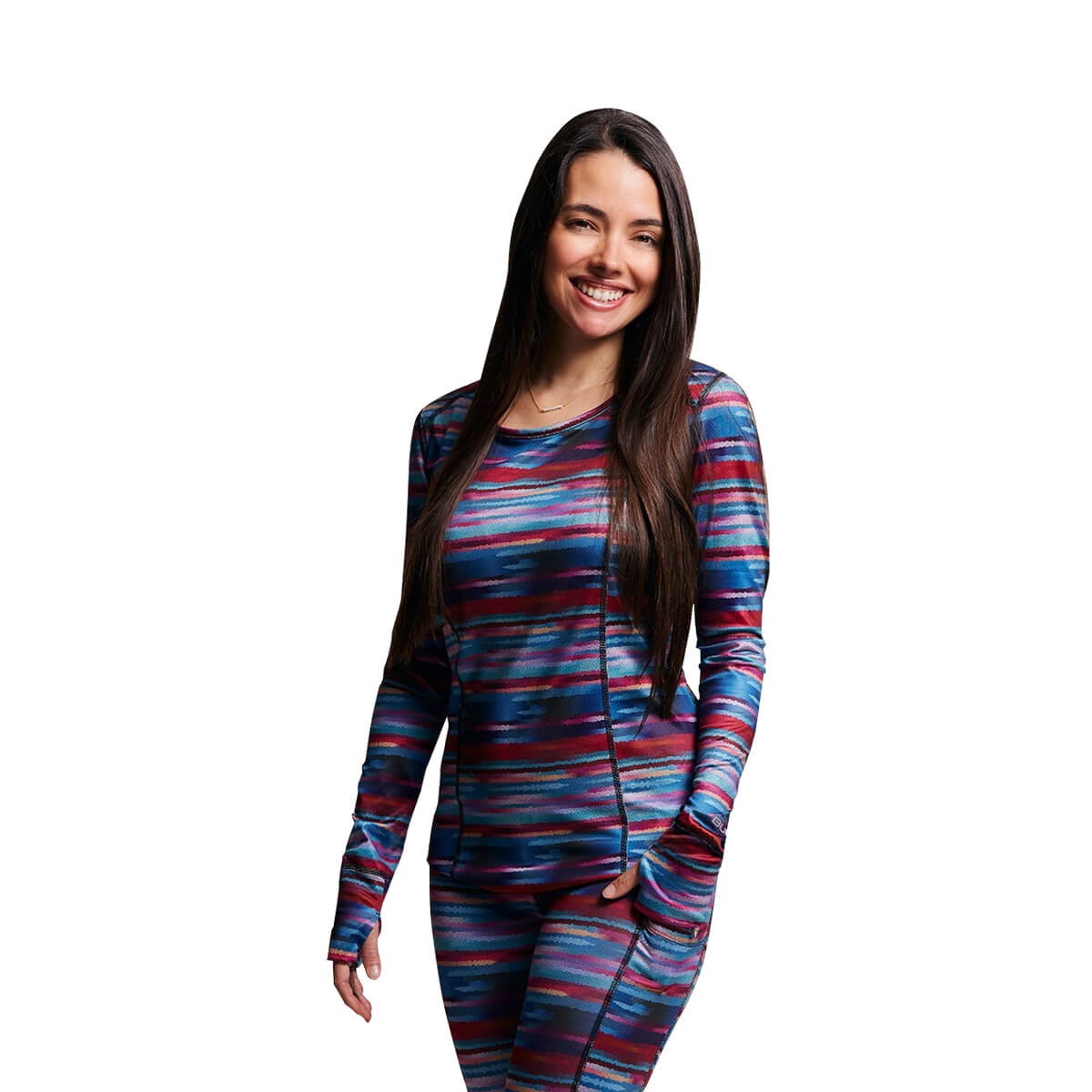 Women's Base Layer Top - Jazzy