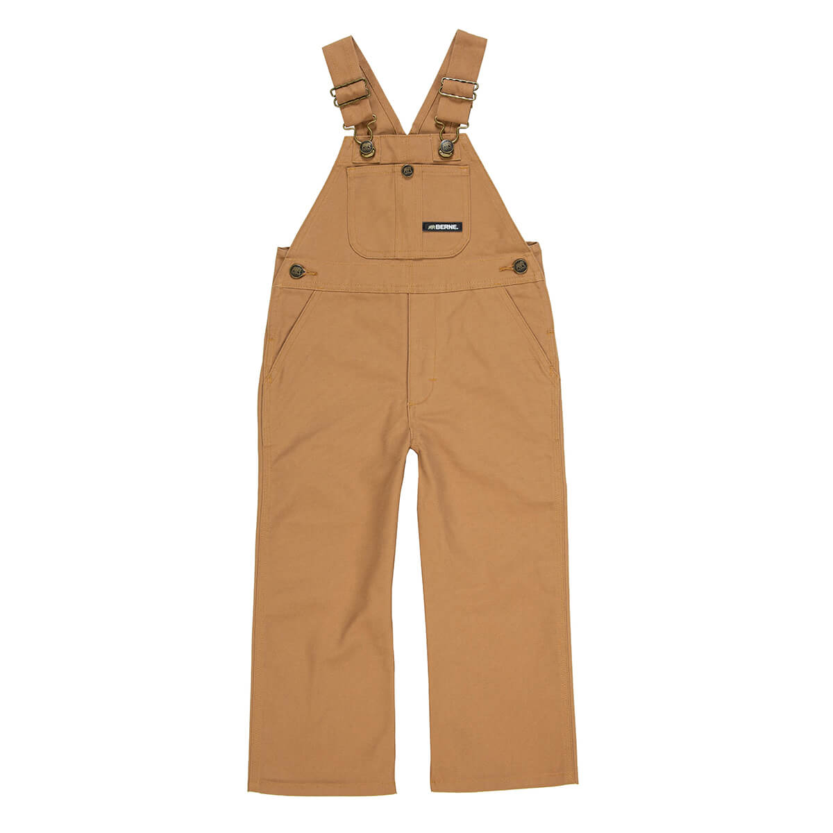 Youth Unlined Overall - Duck Brown