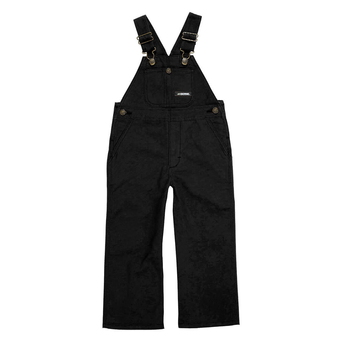 Youth Unlined Overall - Black