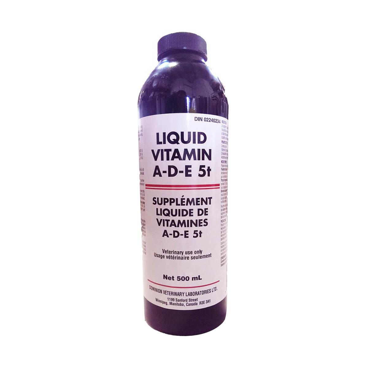 DVL Liquid Vitamin A-D-E - 425 ml