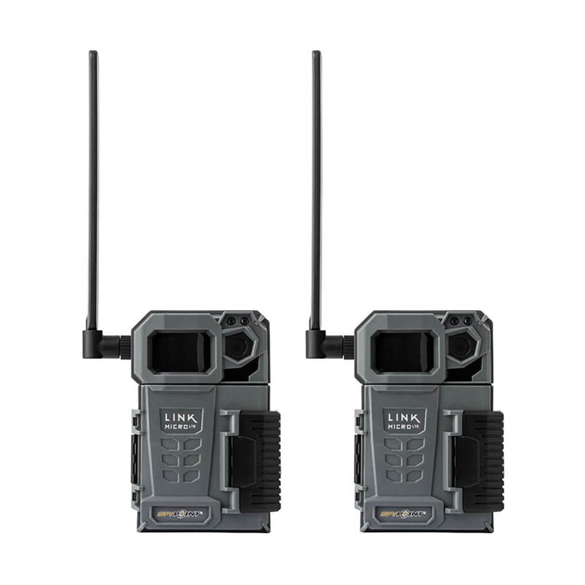 Link-Micro-Lte-Twin Cellular Trail Camera