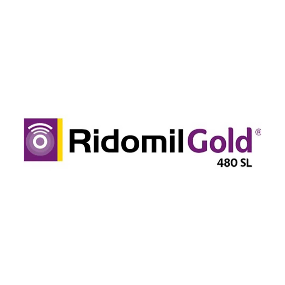 Ridomil Gold 480SL - 3.78 L Jug
