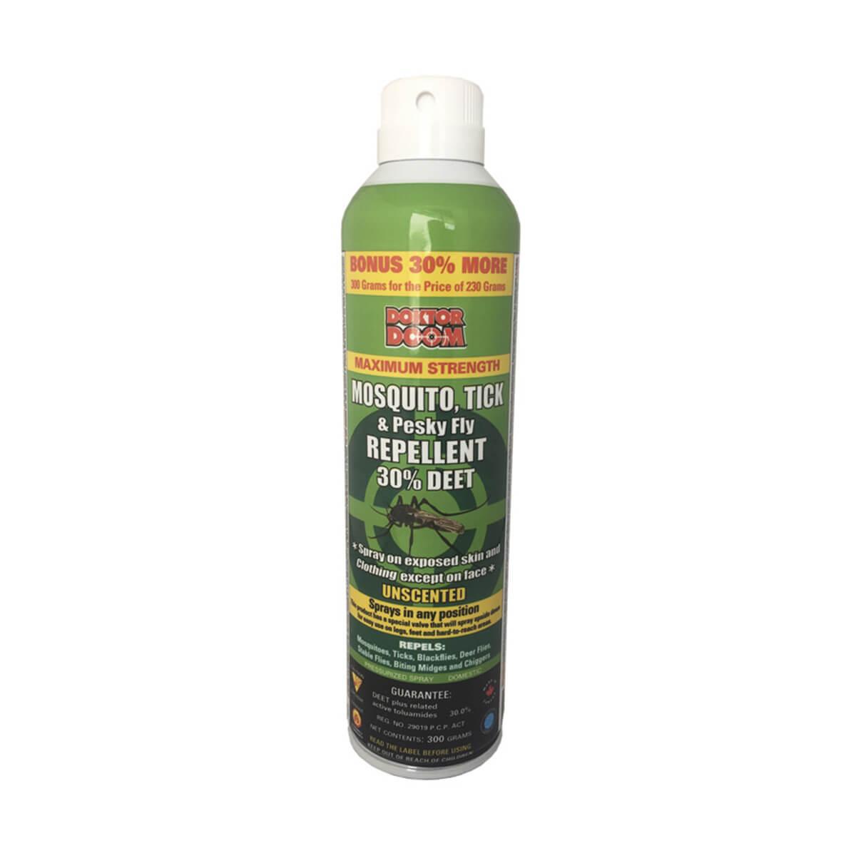 Mosquito Repellent - 30% Deet - 300 g