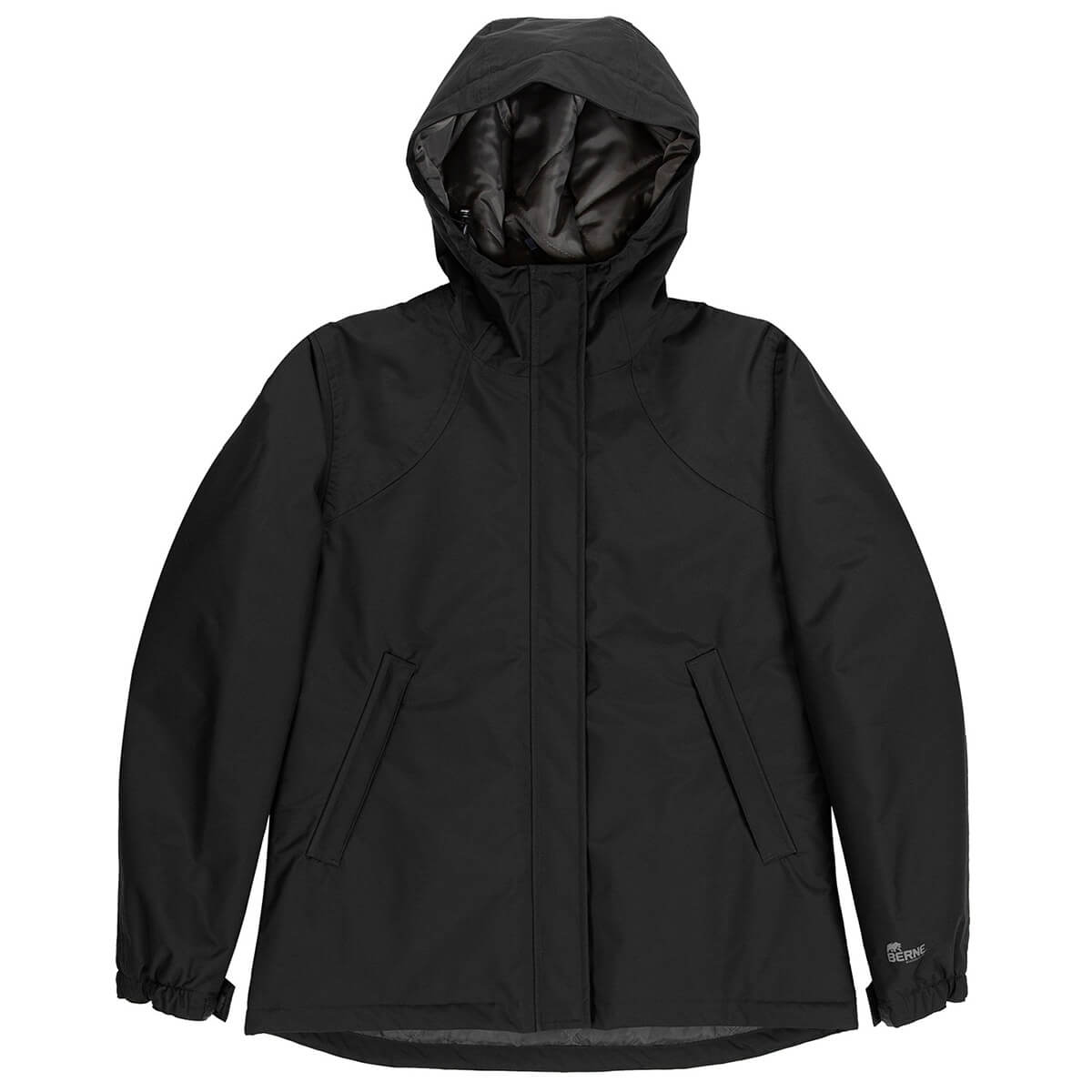 Women's Coastline Waterproof Storm Jacket - Black