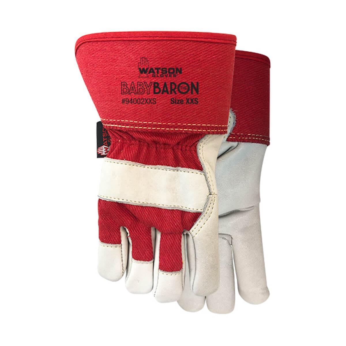 Baby Baron Sherpa Lined Glove - XXS