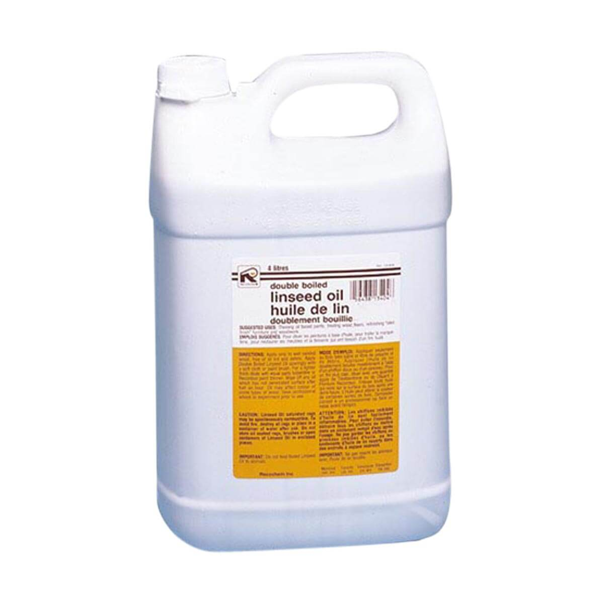 Boiled Linseed Oil - 3.78L