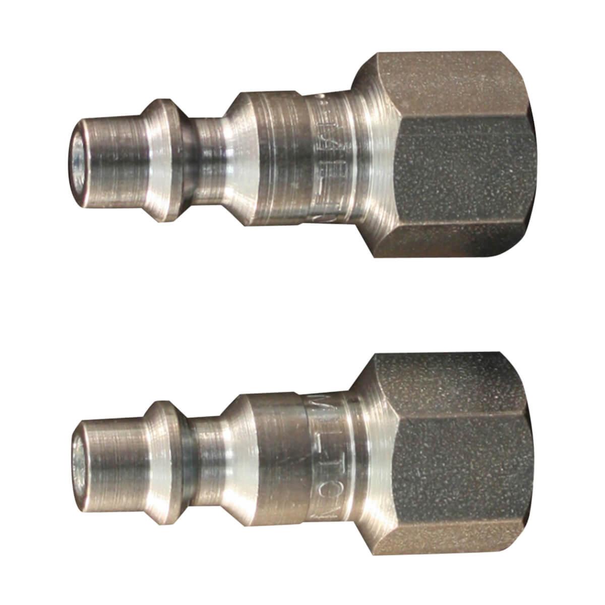 """1/4"""" FNPT M Style Plug"""