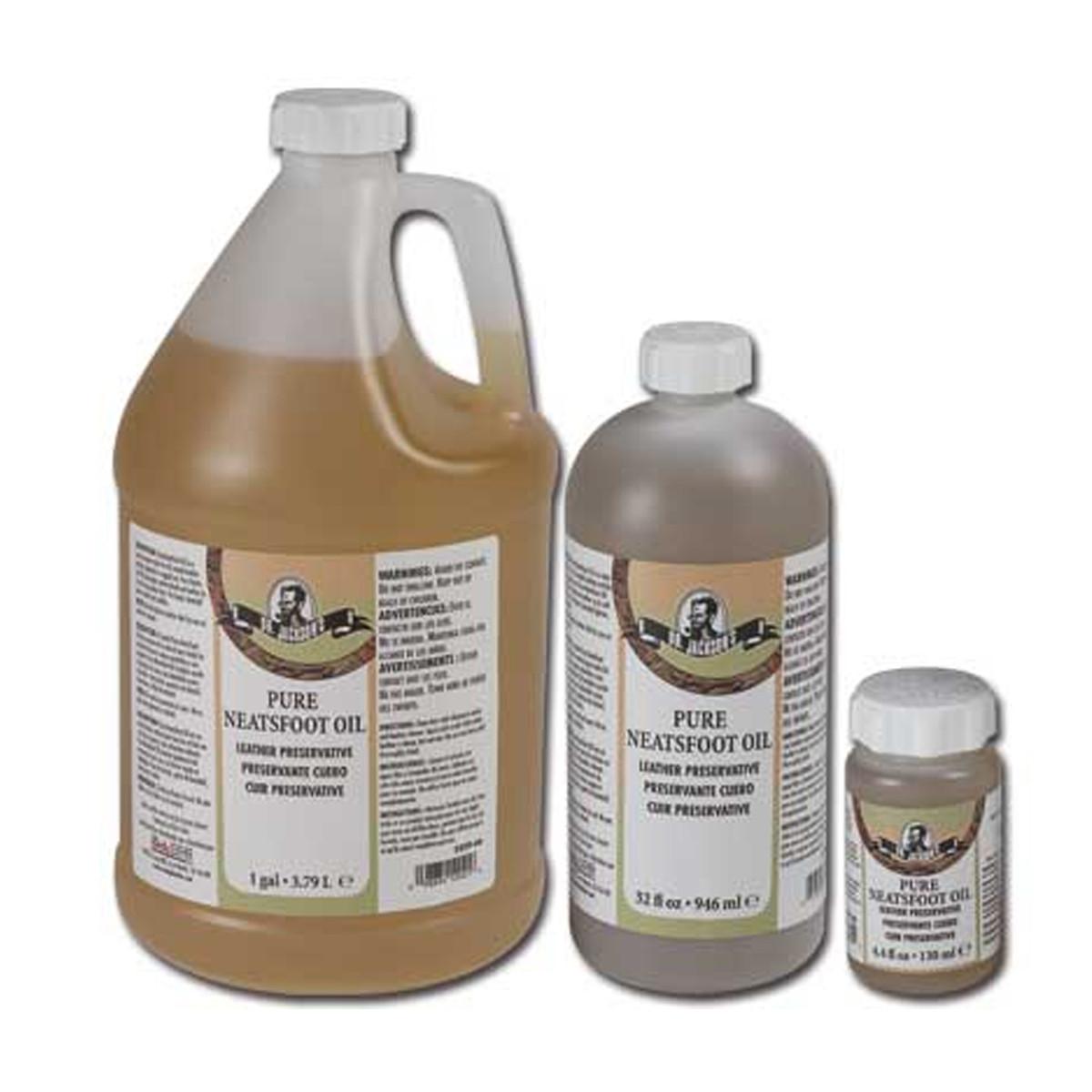 Pure Neatsfoot Oil - 473 ml