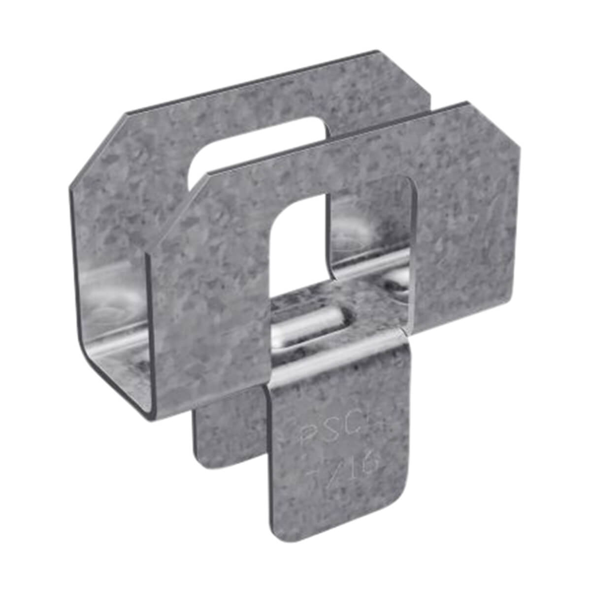 "Panel Sheathing Clips 7/16"" (Pack of 50)"