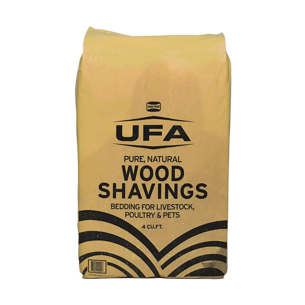 UFA Wood Shavings 4 cu ft