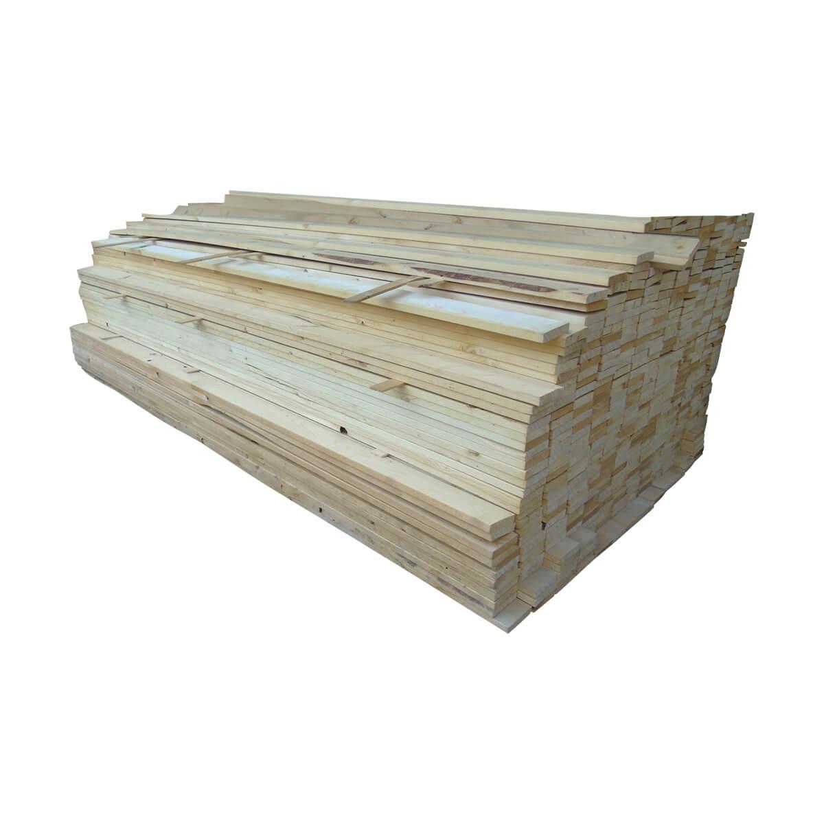 #3 Spruce Lumber - SPR #3 - 1 x 4 x 12-ft
