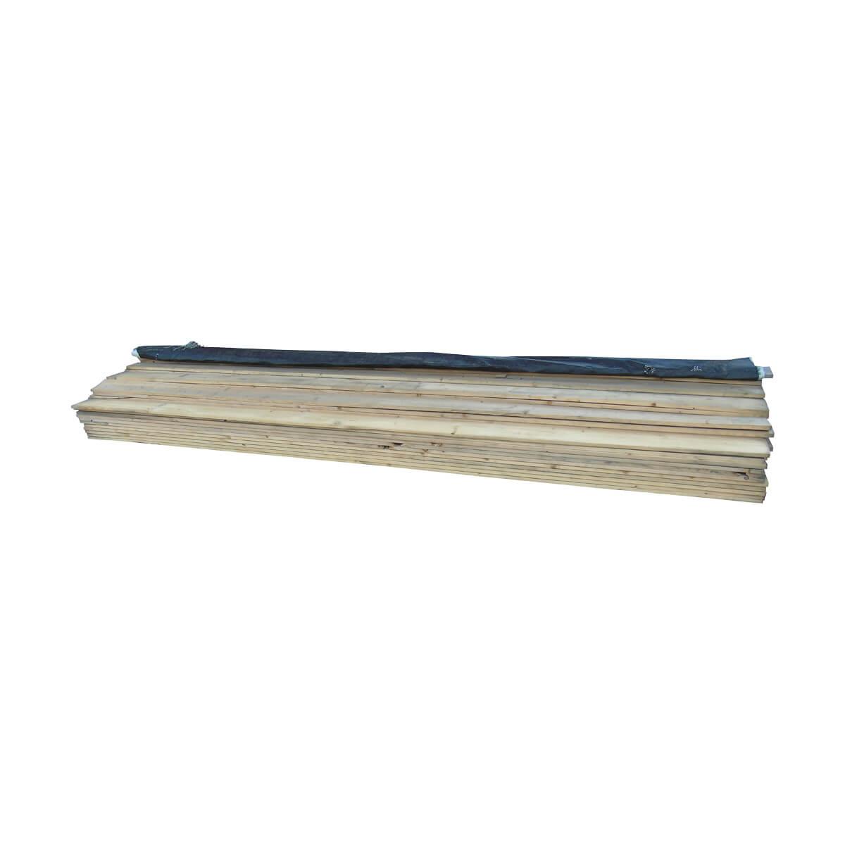 #3 Spruce Lumber - SPR #3 - 1 x 6 x 16-ft
