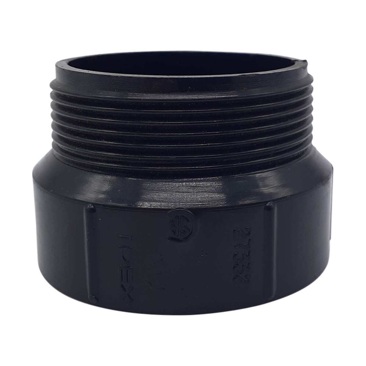 ABS-DWV Male Adapter - Hub x MPT - 2-in