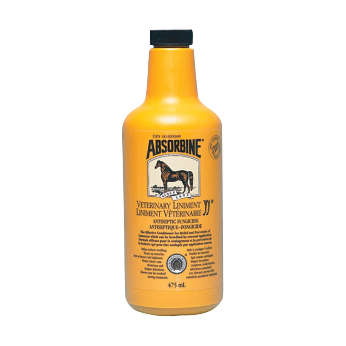 Veterinary Liniment - 475 ml