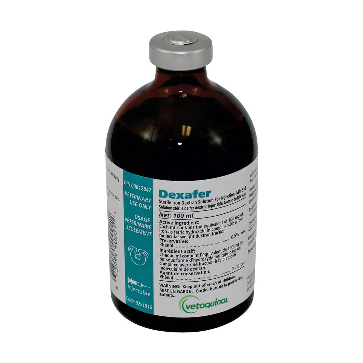 Ferrofax Injectable Iron - 100 ml