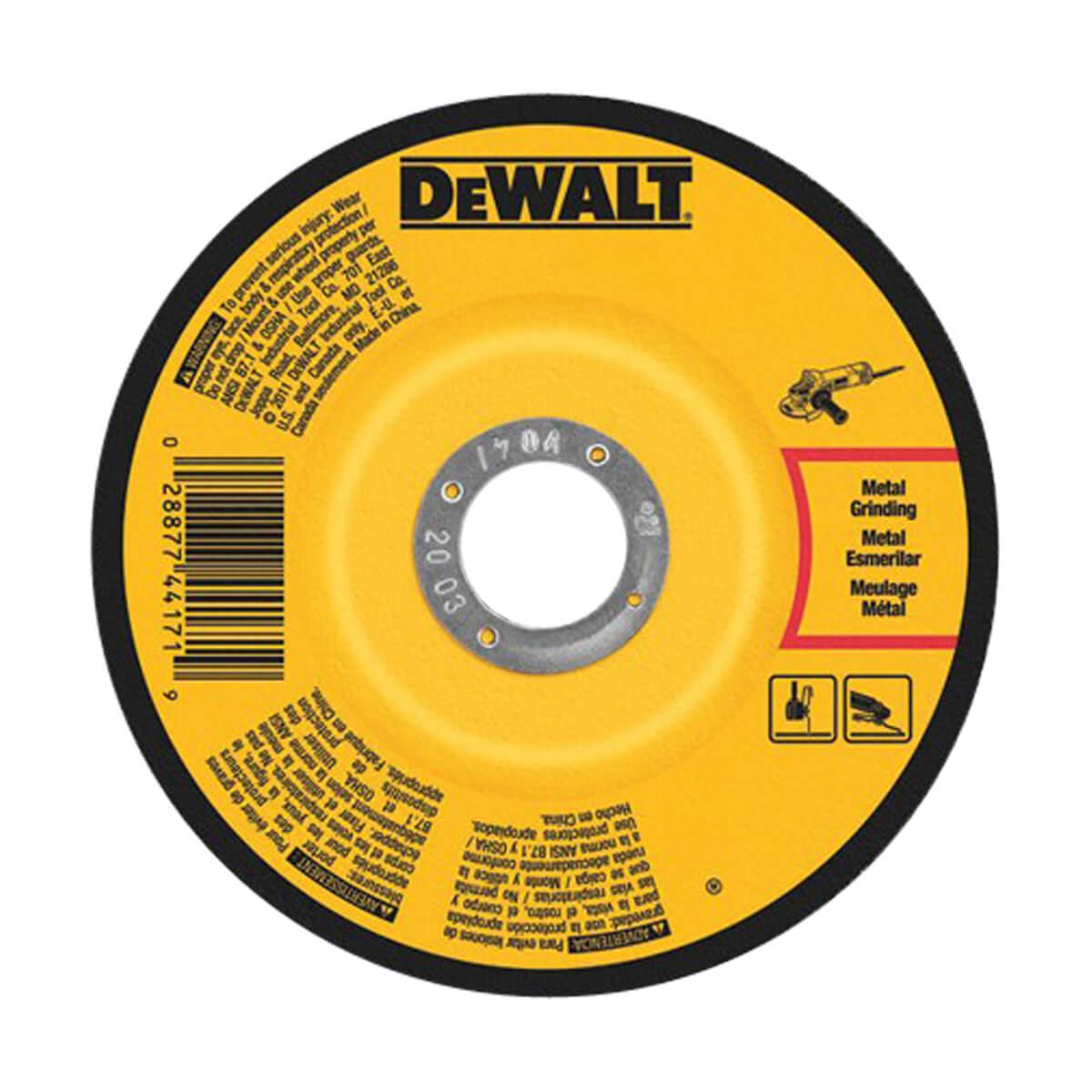 """DEWALT Concrete/Masonry Cutting Wheel - 5"""" x 1/8"""" x 7/8"""""""