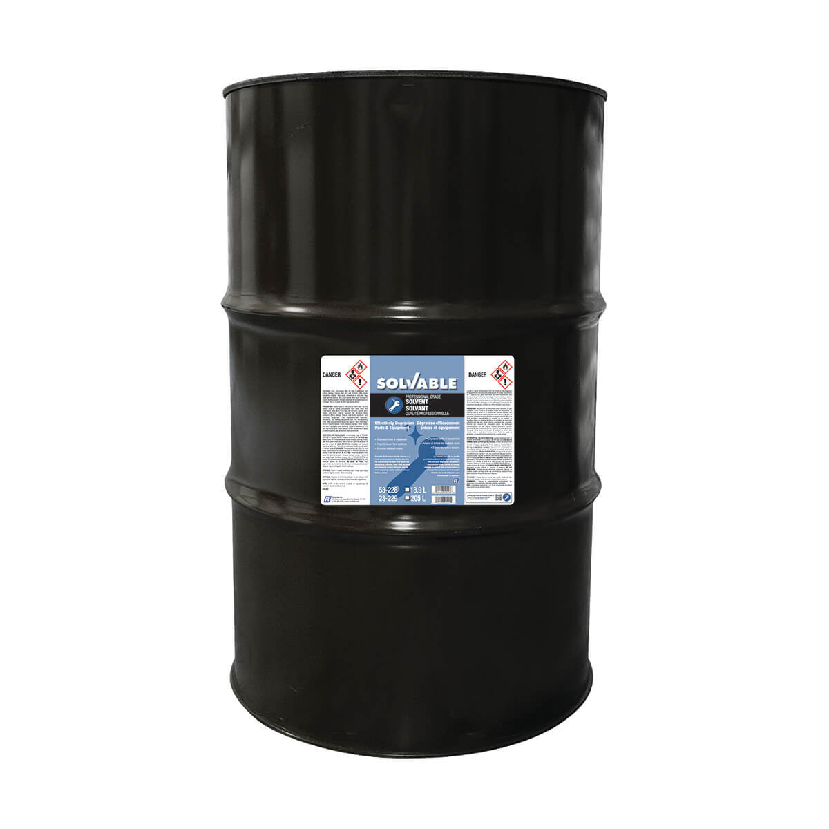Solvent - 205 litre
