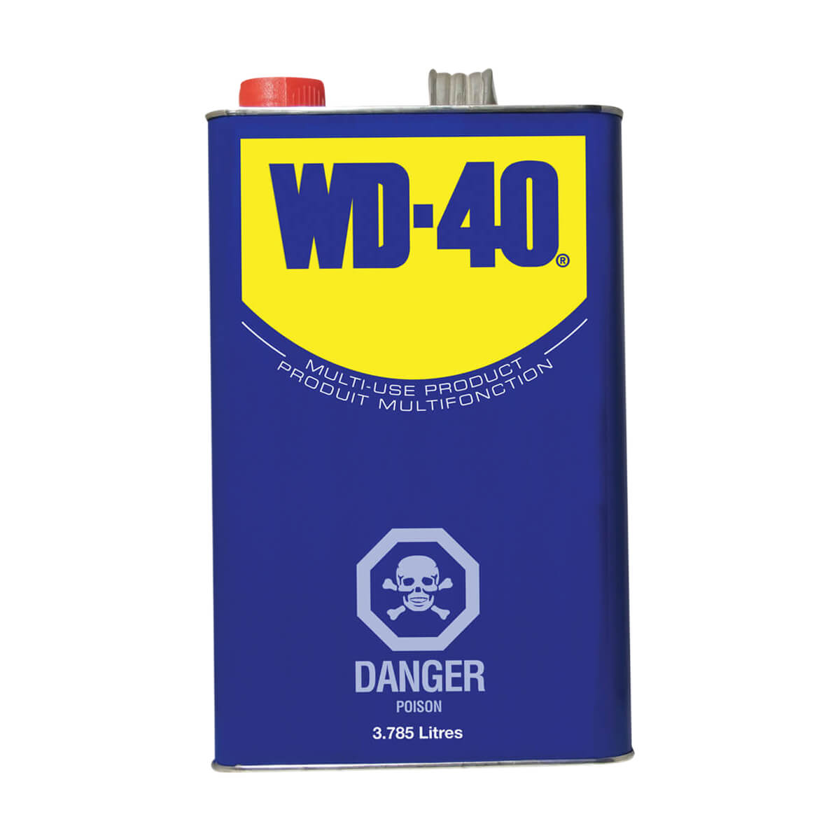 WD-40 Multi-Use One Gallon - 3.78L