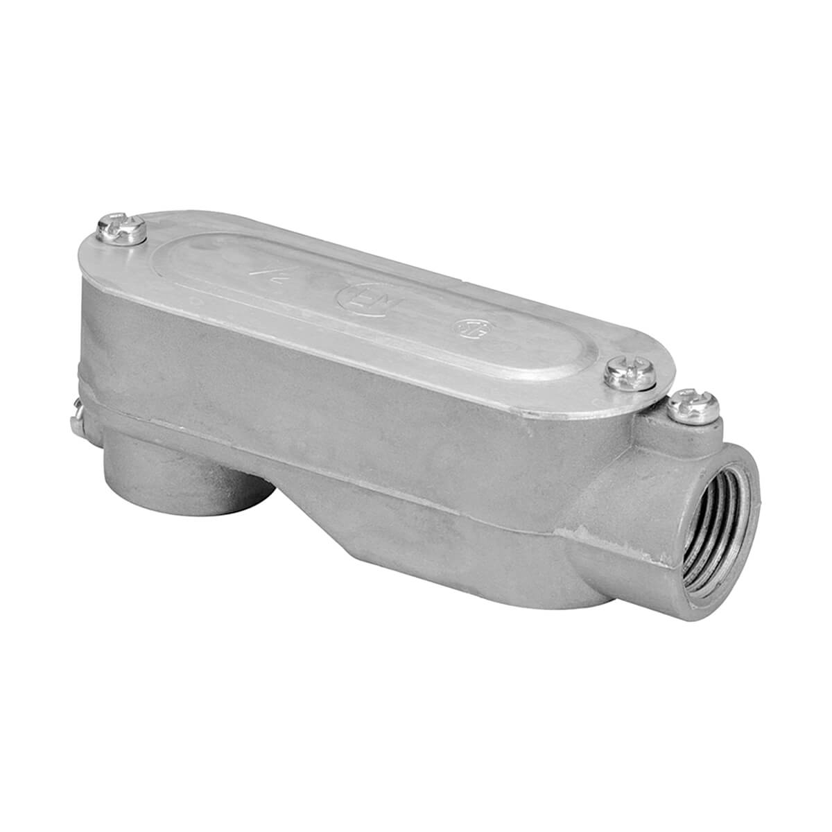 Conduit Body EMT/Rigid - Type LB - 1-1/4-in