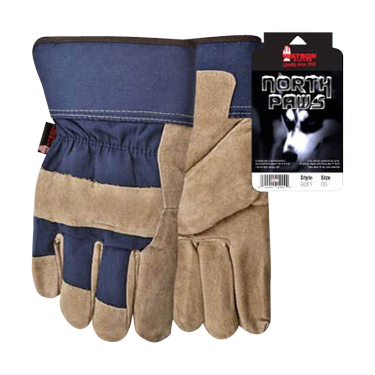 North Paws Gloves