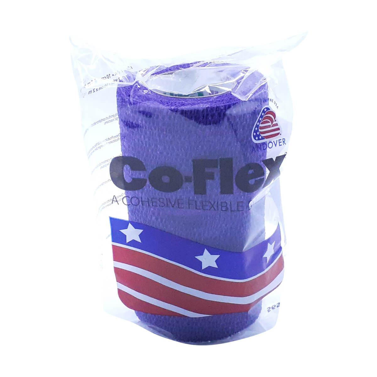 Coflex Support Wrap  - Purple