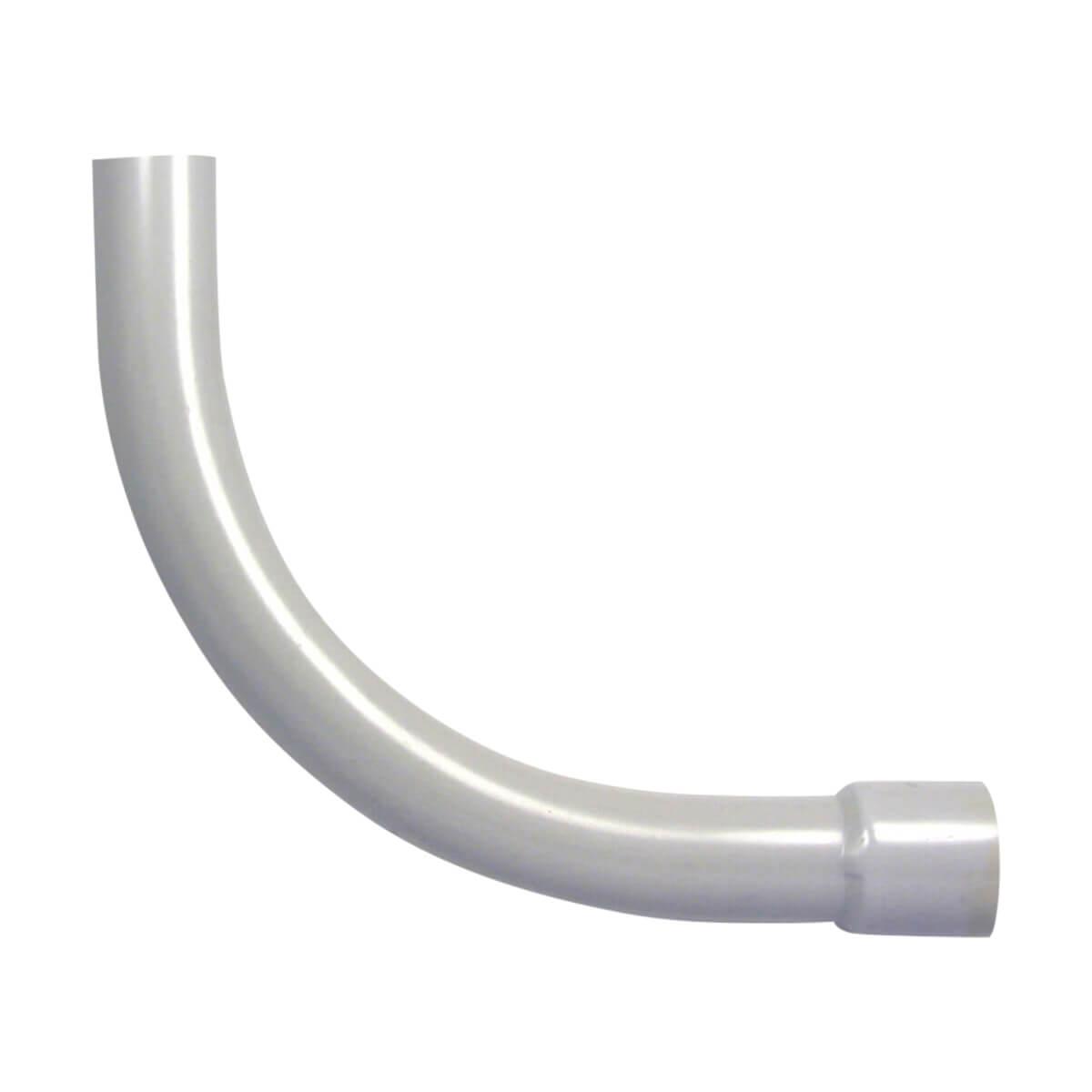 "PVC Conduit 90° Elbow - Bell-end - 1"""