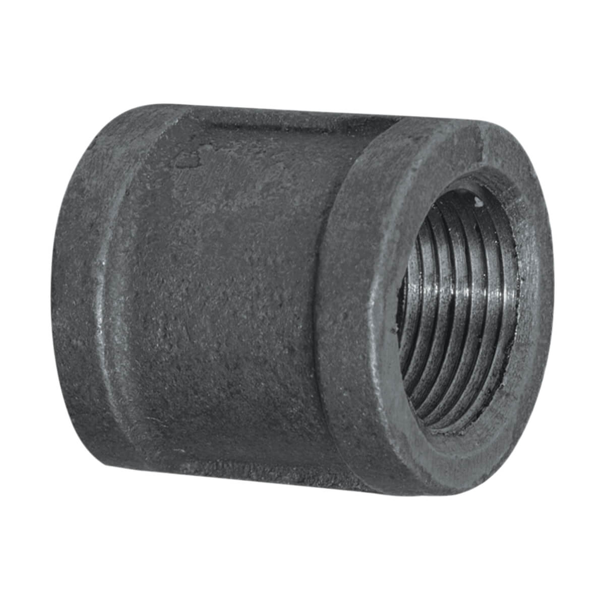 Fitting Black Iron Coupling - 3/8-in