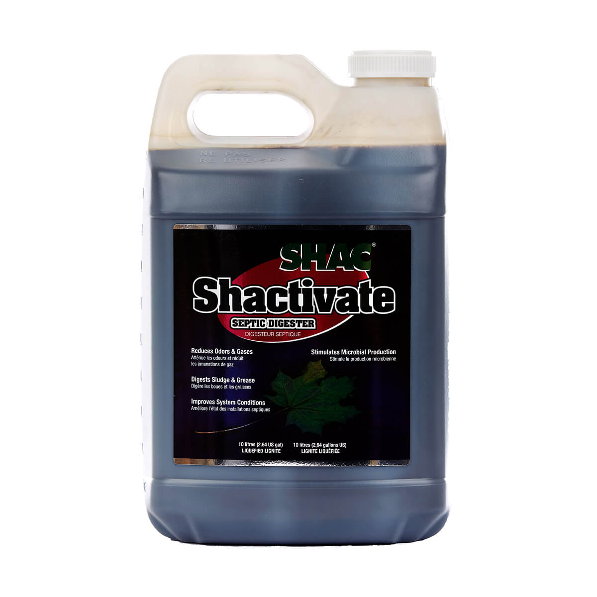 Shactivate Septic Digester - 10 L