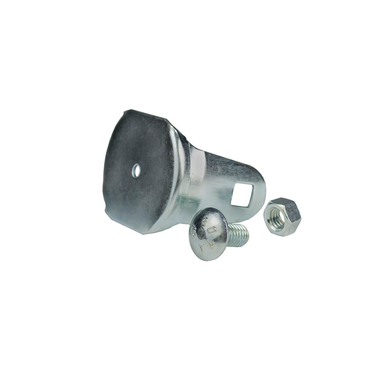Cannonball Round Track End Cap