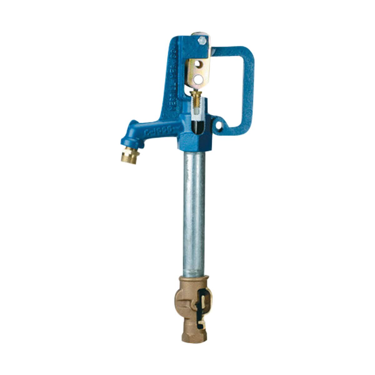 Frost Free Yard Hydrants - 10-ft