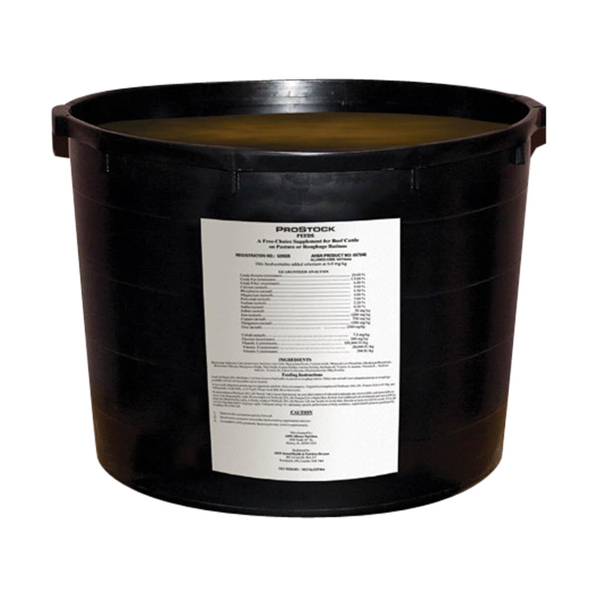 Beef Mineral Tub - 102 kg