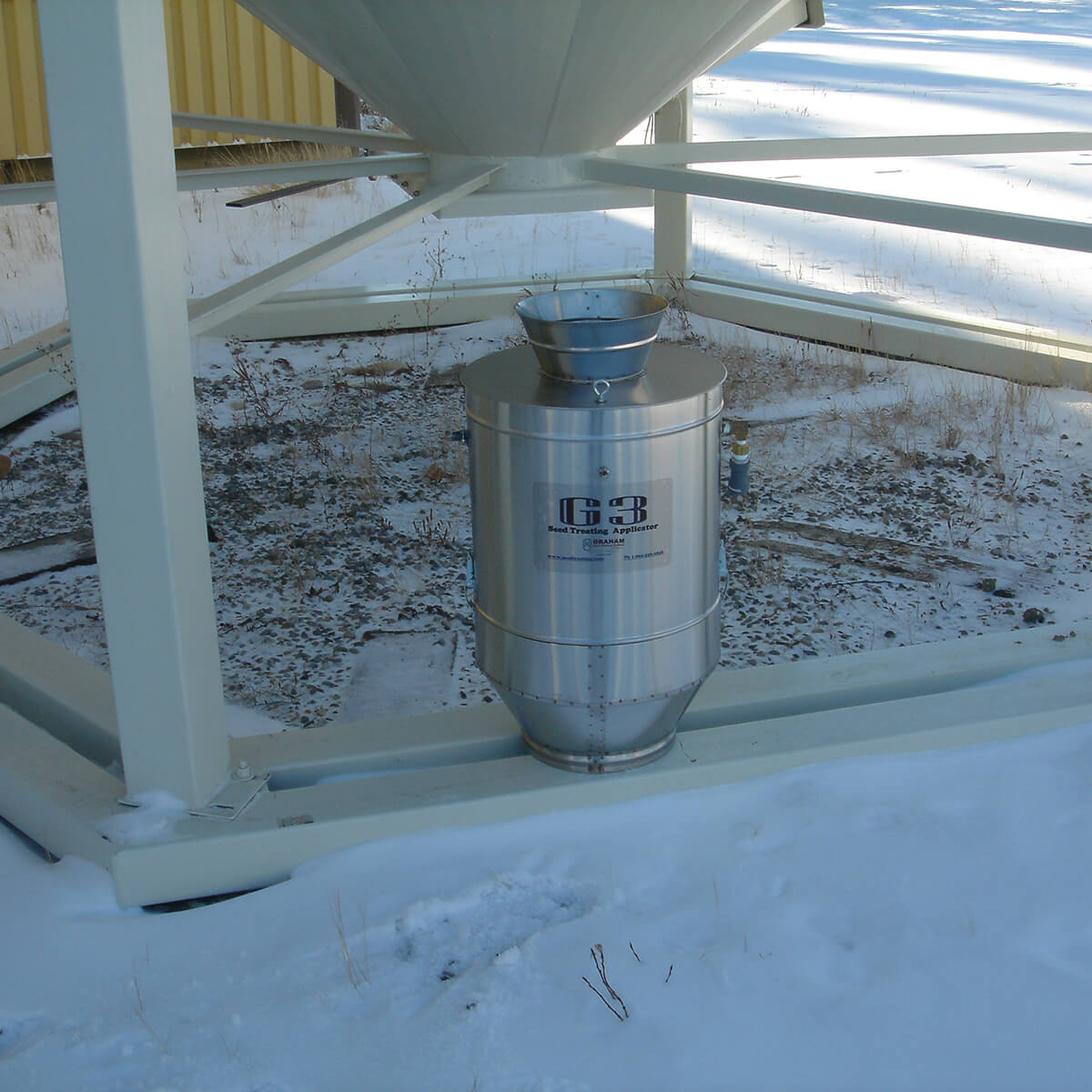G3 Seed Treater - Applicator only