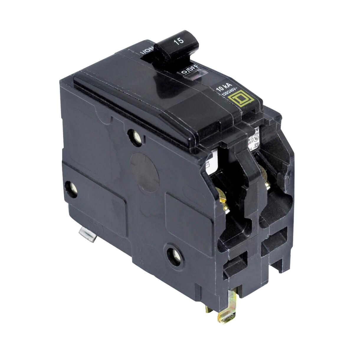 Circuit Breaker - 120/240 VAC - 15A