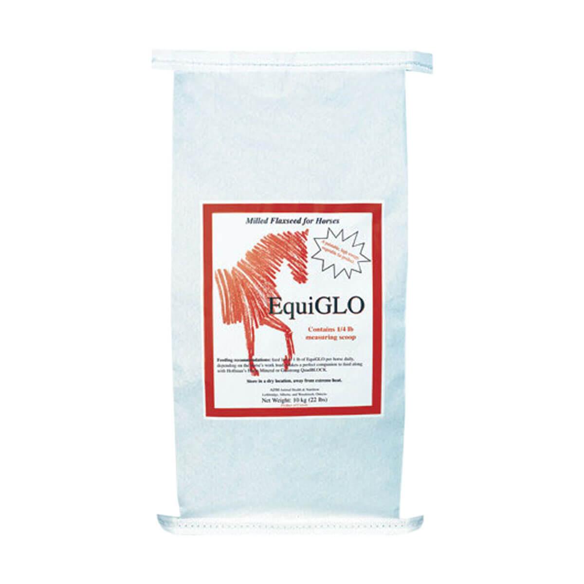 EquiGLO Milled Flaxseed - 22 lb