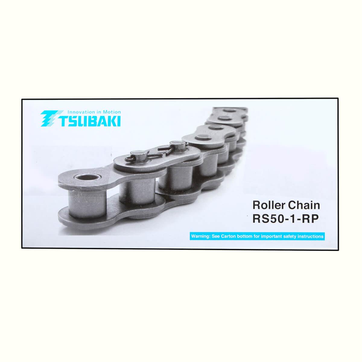 Tsubaki Chain - TS-60-IR - 10'