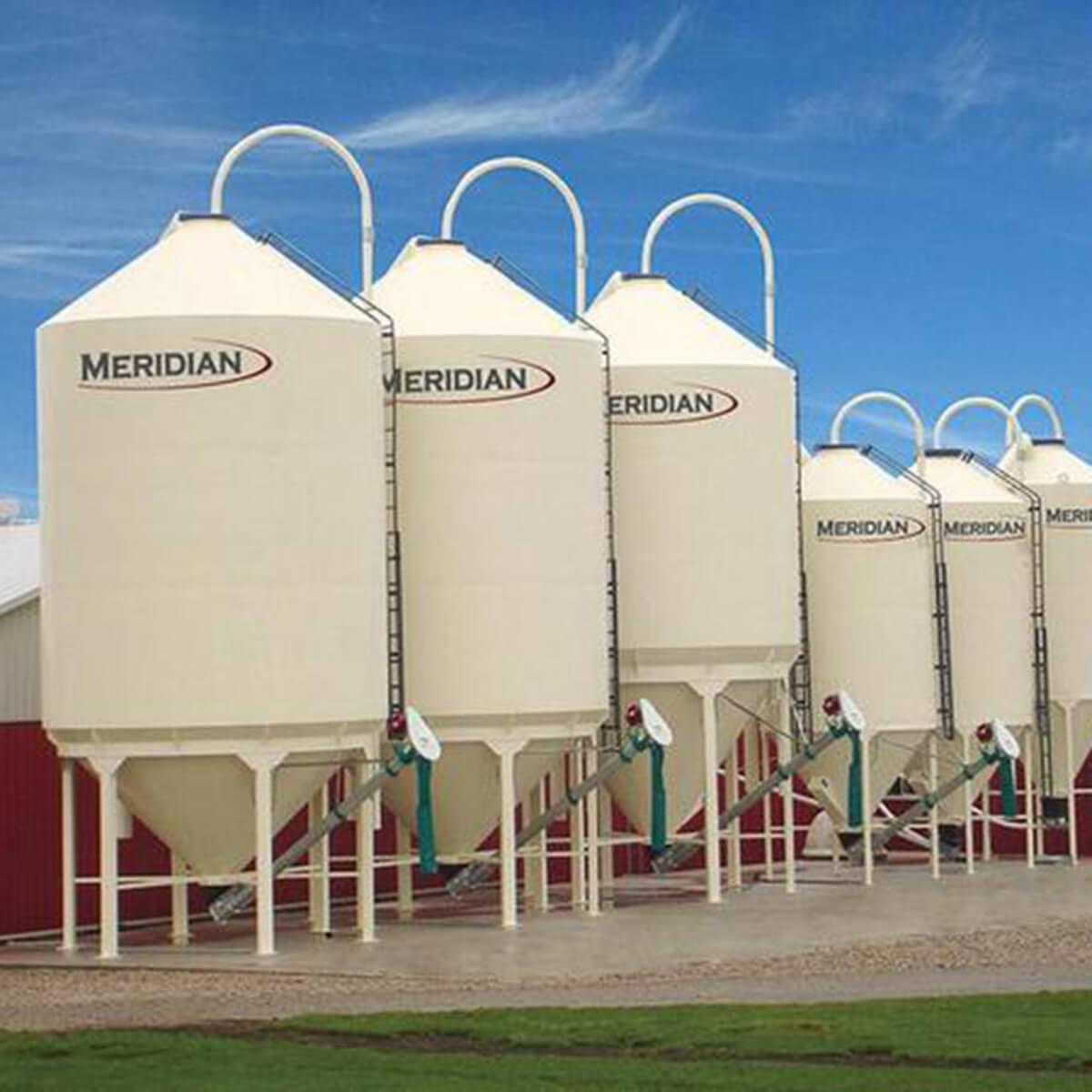 Meridian Feed Bins - Bin - 810