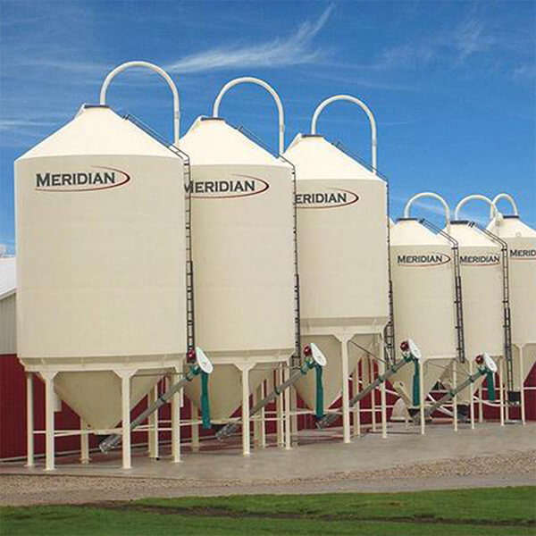 Meridian Feed Bins - Bin - 812