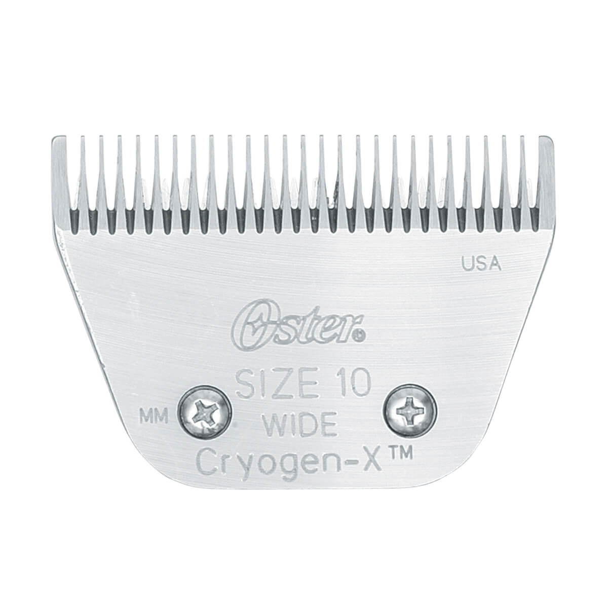 Oster® Wide Regular #10 Cut Blade