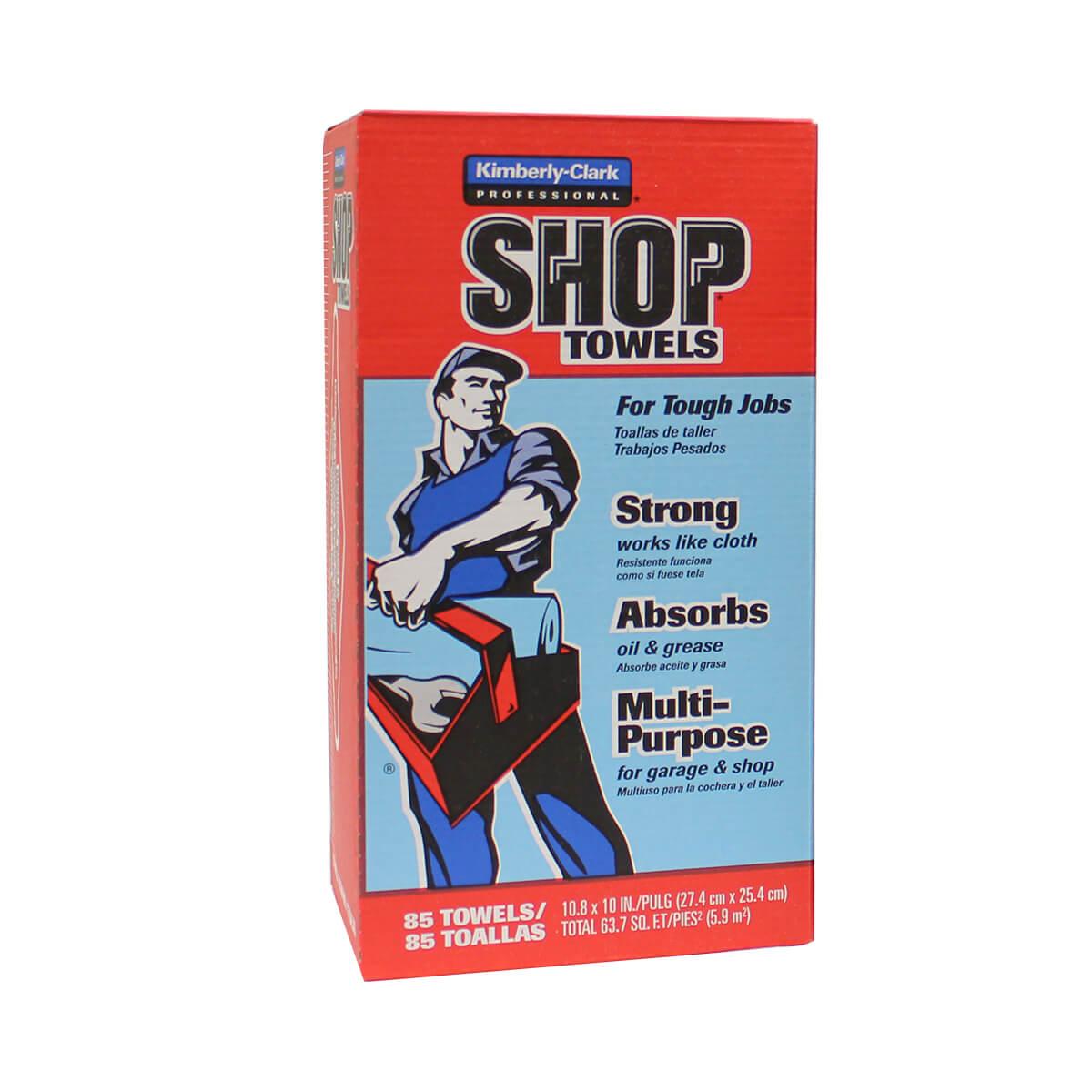 Shop Towels - Box of 85