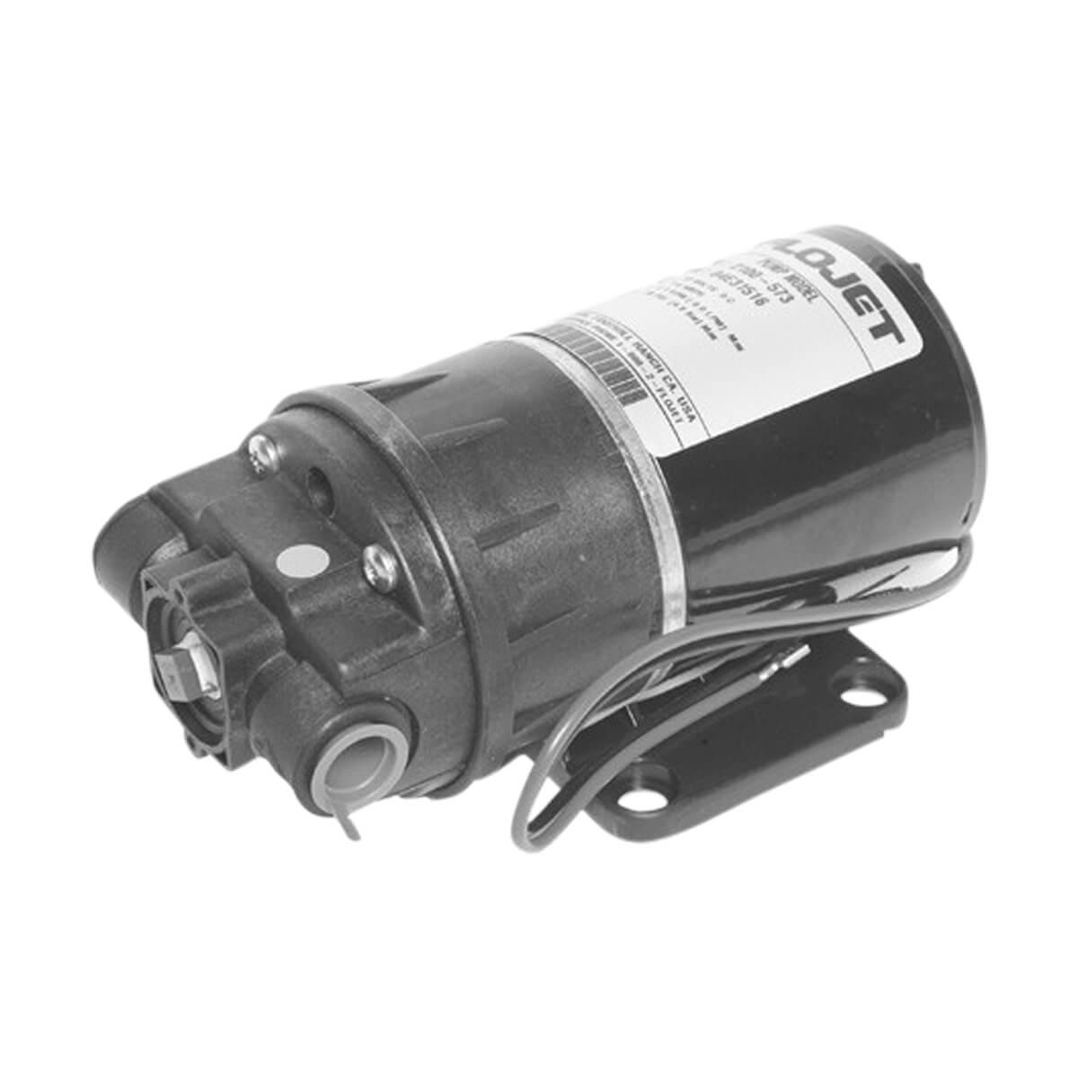 FloJet 12V Pump - Pump W/O Bypass - 2100-573