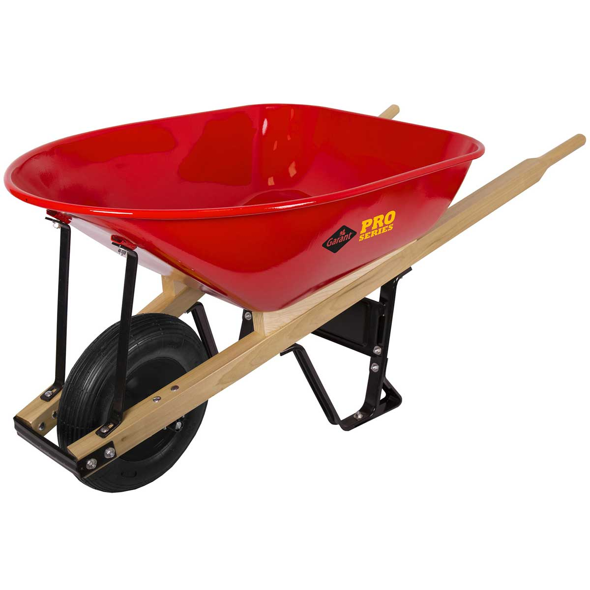 Garant Industrial Wheelbarrow 6 CU FT