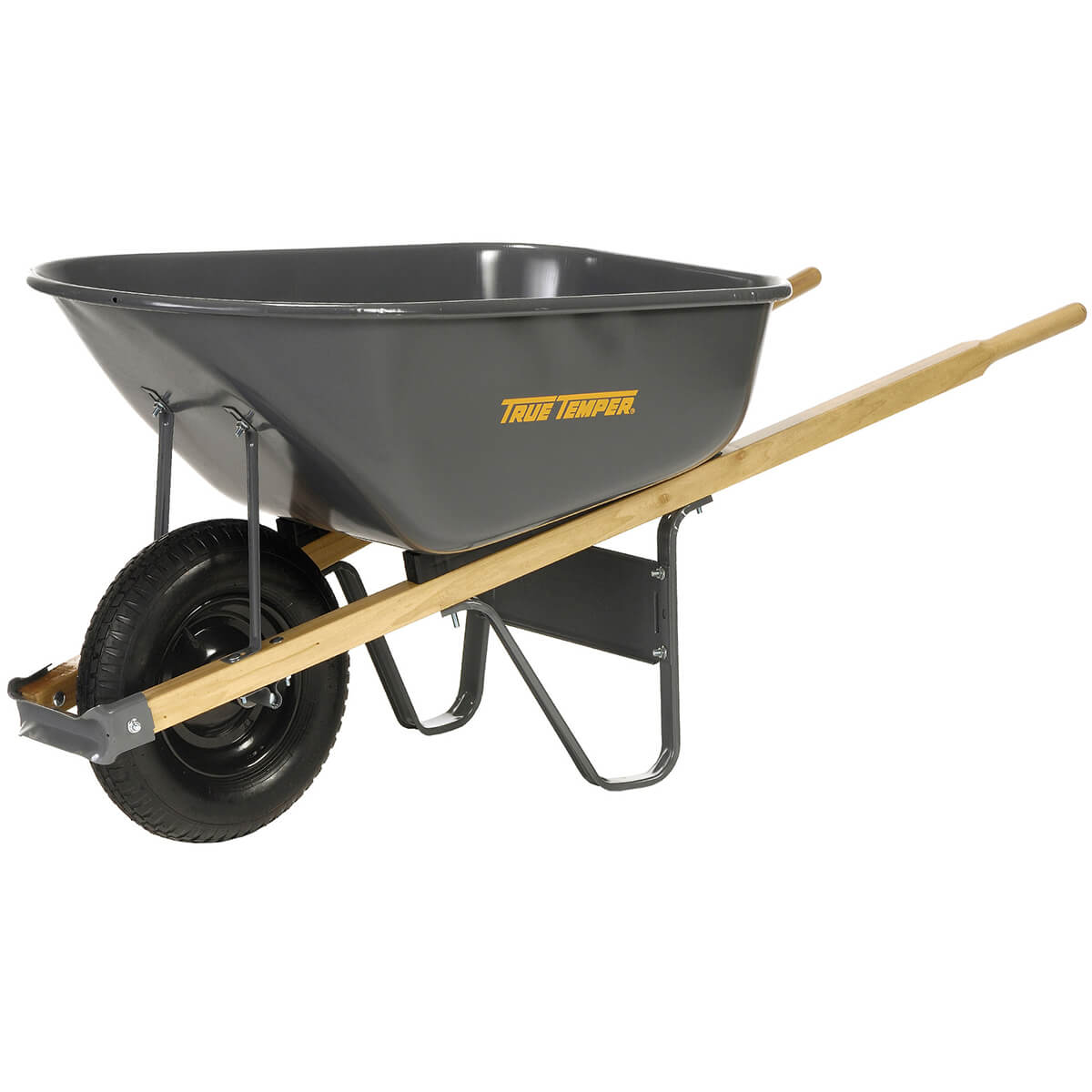 Garant Wheelbarrow steel tray 6 cu. ft.