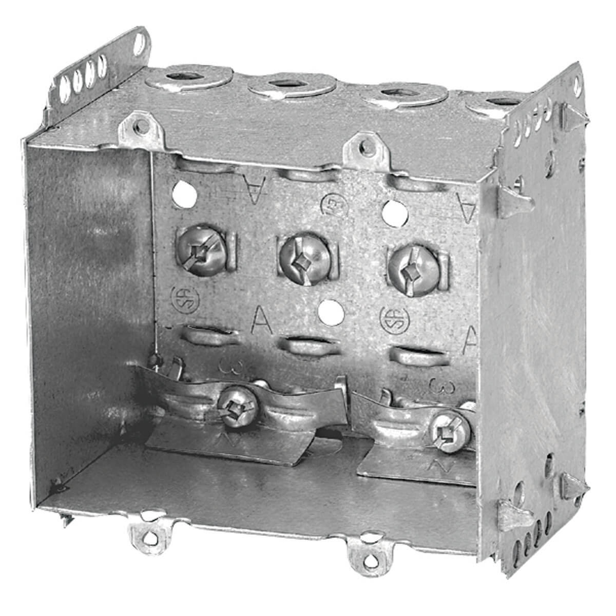 Device Box 2-1/2-in Deep 2 G NMD90