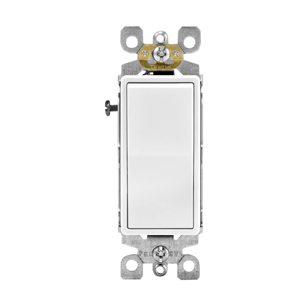 Decora Rocker 3-Way AC Quiet Switch