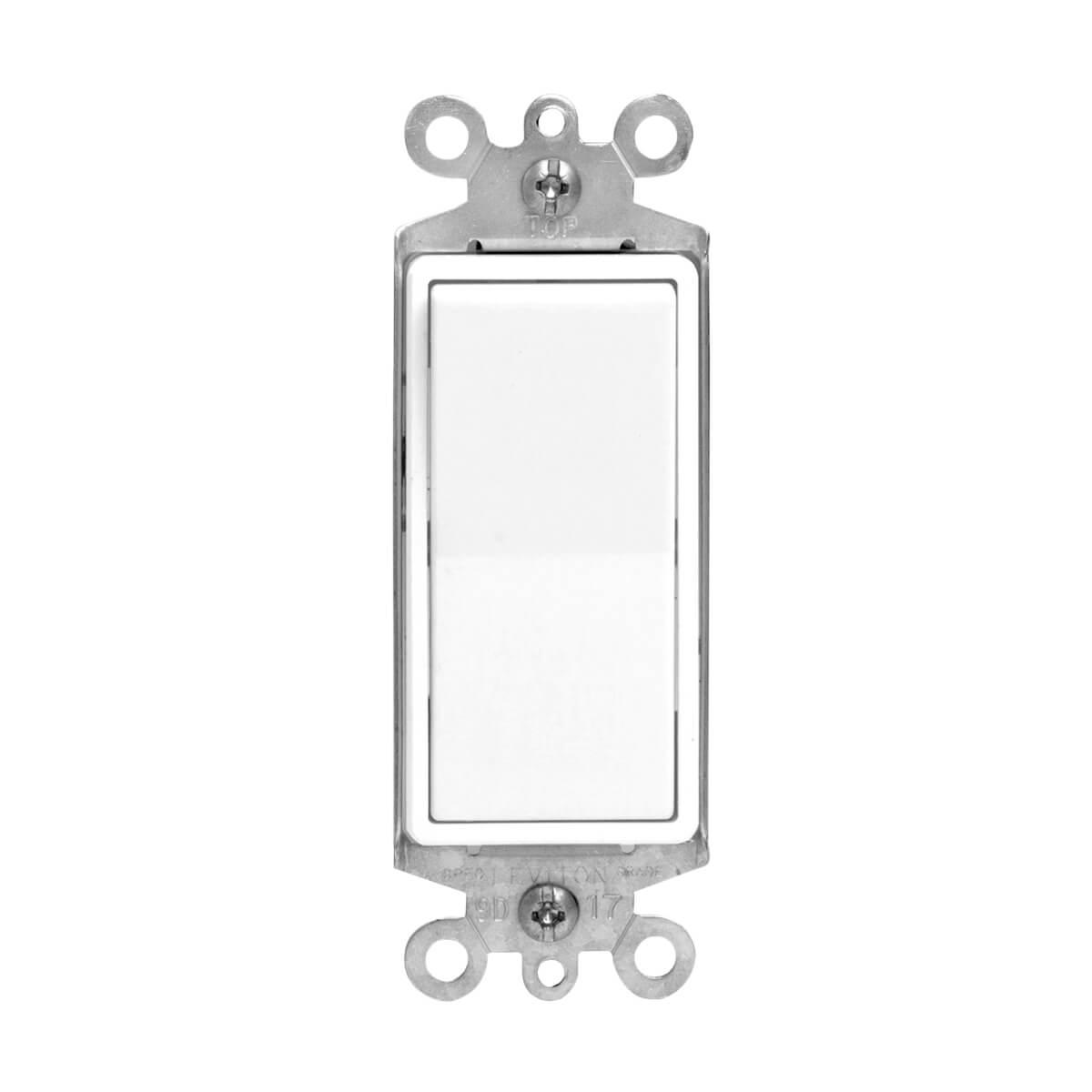 Decora Rocker Single-Pole AC Quiet Switch