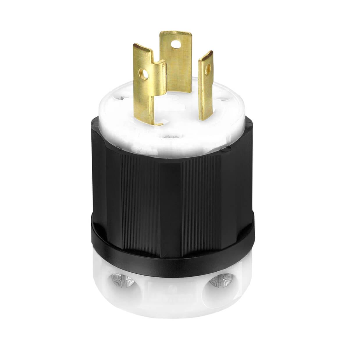 Leviton Locking Plug - 30A 125V
